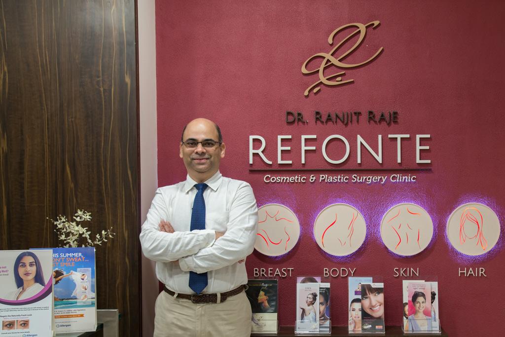 Dr Ranjit Raje Refonte Center
